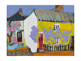 Little Royal Hill, 2010 Giclee Print by Frances Treanor