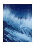 Large Waves Breaking, 1989 Giclee Print by Alan Byrne