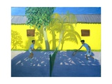 Tennis Cuba, 1998 Giclee Print by Andrew Macara