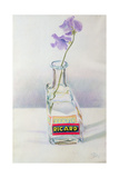 Ricard Bottle, 1981 Giclee Print by Alan Byrne