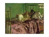 Reclining Nude Giclee Print by Walter Richard Sickert