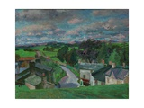 New Hutton, Westmorland, 1955 Giclee Print by Stephen Harris