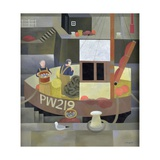 PW219, 1996 Giclee Print by Reg Cartwright