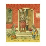 Hare School, 2006 Giclee Print by Kestutis Kasparavicius