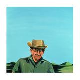 Cuban Portrait 3, 1996 Giclee Print by Marjorie Weiss