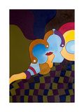 Alone Together, 2007 Giclee Print by Jan Groneberg