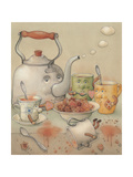 Tea Club, 2003 Giclee Print by Kestutis Kasparavicius
