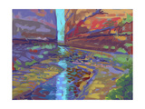 Filtered Light Giclee Print by Howard Ganz