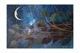 Fairy Snowdrop, 2004 Giclee Print by Ian Bliss