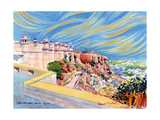 Gwalior Fort, India, 2001 Giclee Print by Robert Tyndall