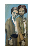 Two Sisters, 1974 Giclee Print by Yolanda Sonnabend
