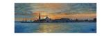 San Giorgio, Venice Lagoon, 2008 Giclee Print by Trevor Neal