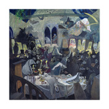 Warlocks and Witches in a Dance, C.1996 Giclee Print by Alexander Goudie