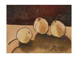 White Pears, 2007 Giclee Print by Raimonda Kasparaviciene Jatkeviciute