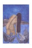 Con Las Hojas De Tarabundi, 2007 Giclee Print by Juan Alcazar