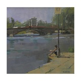 Kew Bridge, 2009 Giclee Print by Pat Maclaurin