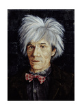 Warhol (1926-87) Giclee Print by Trevor Neal