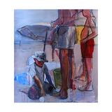 Grandfathers, 2004 Giclee Print by Daniel Clarke