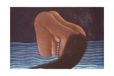 Banista Del Sur, 2006 Giclee Print by Juan Alcazar