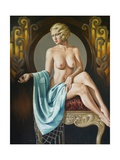 Agnes Giclee Print by Catherine Abel