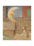 Moon, 2005 Giclee Print by Kestutis Kasparavicius