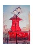 Moulin Rouge, 2010 Giclée-Druck von Antonia Myatt