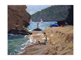 Summer in Spain, 2000 Giclee Print by Andrew Macara