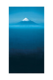 Mount Fuji Giclee Print by Simon Cook