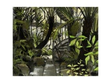 The Temperate House at Kew Giclee Print by Felicity House