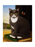 Sidney, 1993 Giclee Print by Frances Broomfield