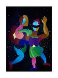 Carnival, 2007 Giclee Print by Jan Groneberg