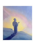In His Life on Earth Jesus Prayed to His Father with Praise and Thanks, 1995 Giclee Print by Elizabeth Wang