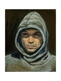 Self Portrait Giclee Print by Andrew Gadd
