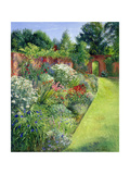 Path to the Secret Garden Giclee Print by Timothy Easton