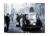 Taxi Hire, 2008 Giclee Print by Kevin Parrish