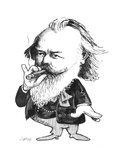 Brahms Giclee Print by Gary Brown