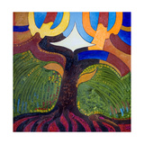 The Tree of Knowledge, 2007 Giclee Print by Jan Groneberg
