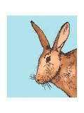 Hare, 2009 Reproduction procédé giclée par Sarah Thompson-Engels