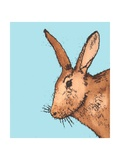 Hare, 2009 Giclee Print by Sarah Thompson-Engels