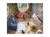 Bess Reading, Jill on the Phone, 1993 Giclee Print by Ian Bliss