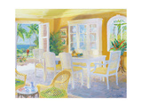 Caribbean Coffee Giclee Print by William Ireland