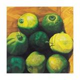 Limes, 2004 Giclee Print by Pedro Diego Alvarado