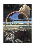 The Rainbow, 2005 Giclee Print by Ian Bliss