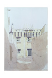 Djenne (Mali) Maison Tawate, 2000 Giclee Print by Charlie Millar