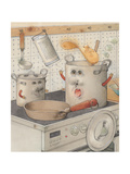 On the Kitchen Range, 2003 Giclee Print by Kestutis Kasparavicius