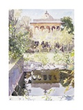 Forgotten Palace, Udaipur, 1999 Giclee Print by Lucy Willis