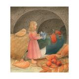 Thumbelina 11, 2005 Giclee Print by Kestutis Kasparavicius