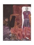 Noche De San Vicente, 2001 Giclee Print by Juan Alcazar