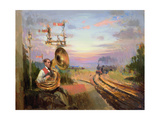 Serenade, 2003 Giclee Print by Alan Kingsbury