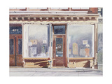 471 West Broadway, Soho, New York City, 1993 Giclee Print by Anthony Butera